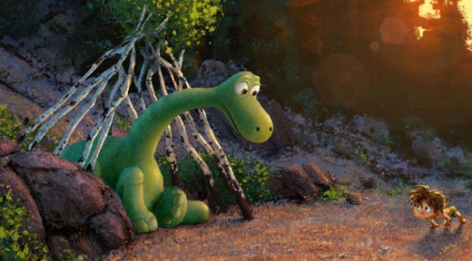 Pixar's The Good Dinosaur: Meet the Characters and Behind the Scenes Look at the Film