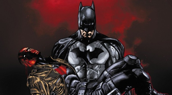 Batman Solo Film Rumored to Be Based on Under the Red Hood