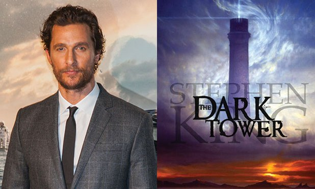 Matthew McConaughey Eyed to Star in Dark Tower