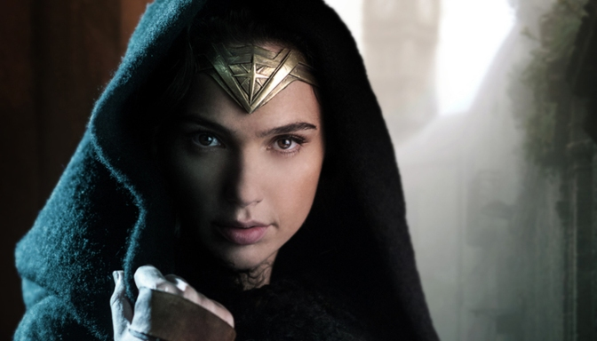 First Look at Gal Gadot and Chris Pine on Set for Wonder Woman