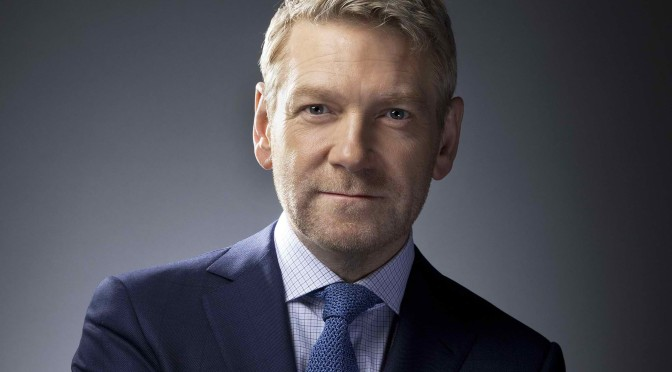 Kenneth Branagh to Direct and Star in Murder on the Orient Express