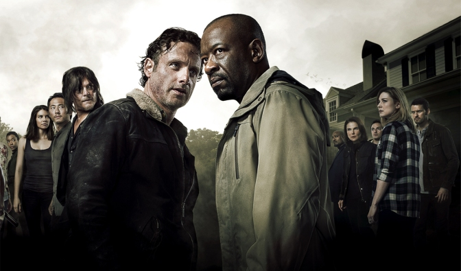 The Walking Dead Prologue for Second Half of Season 6