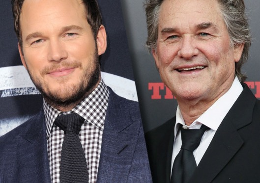Kurt Russell Eyed to Play Star Lord's Father in Guardians of the Galaxy 2