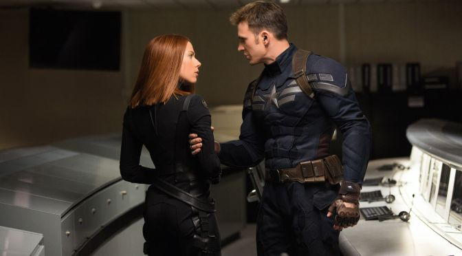Scarlett Johansson Discusses Black Widow's Role in Civil War