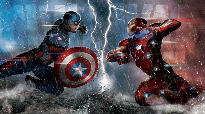 The Russo Brothers Discuss Relationships in Civil War and the Introduction of Spider-Man