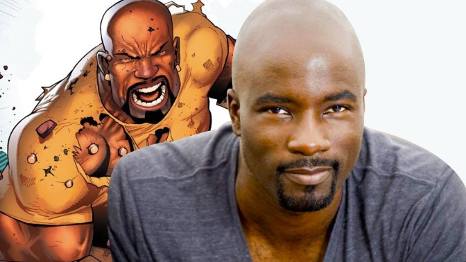 Mike Colter Opens Up About Rosario Dawson's Role in Luke Cage