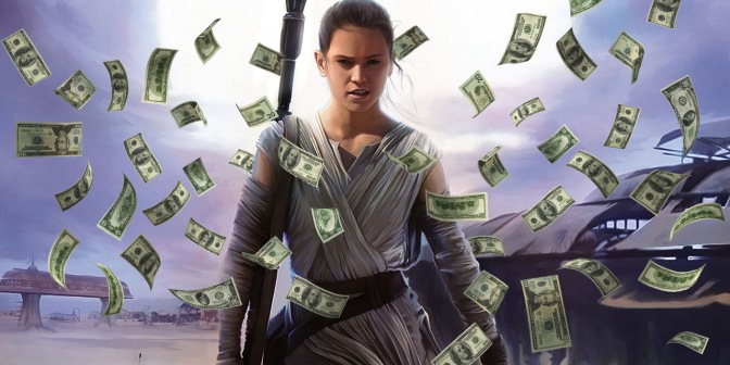 Just How Much Money Will Star Wars: The Force Awakens Make?