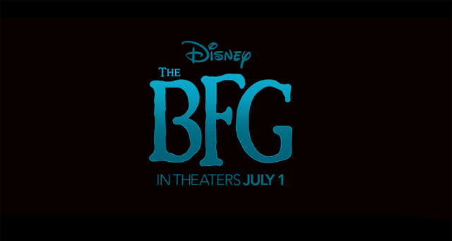 Synopsis and First Official Poster for The BFG