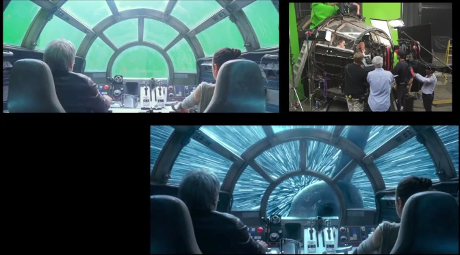 Star Wars: The Force Awakens Special Effects Oscar Submission Video