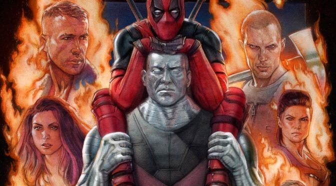 Positive Reaction to Deadpool and Possible Cable and Deadpool Movie