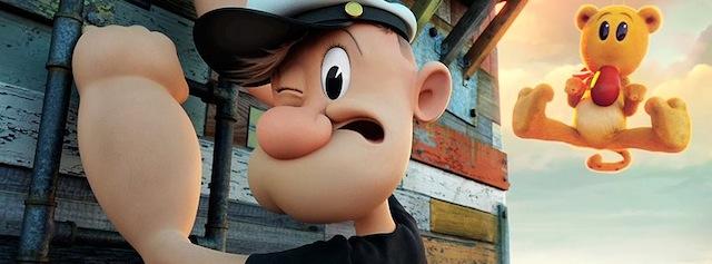 Popeye Movie Lands a New Writer