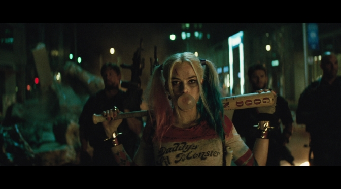 90 Screenshots From Suicide Squad Trailer
