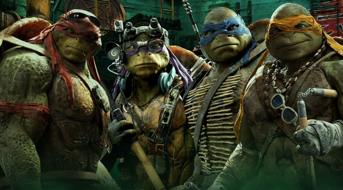 Do Leaked Teenage Mutant Ninja Turtles Toys Confirm [Spoiler] is in Sequel?