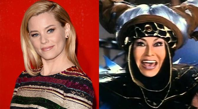 Elizabeth Banks to Play Power Rangers Villain