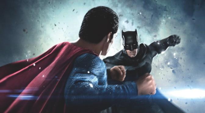 New Batman v Superman Character Posters