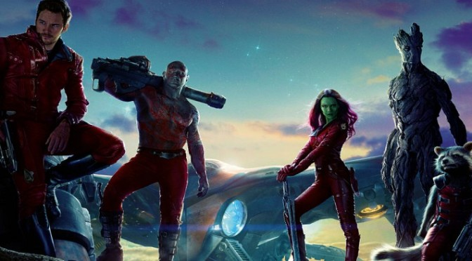 Official Press Release and First Image for Guardians of the Galaxy Vol. 2