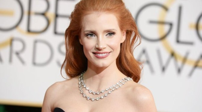 Jessica Chastain To Begin Shooting for Miss Sloane and in Talks for Molly's Game