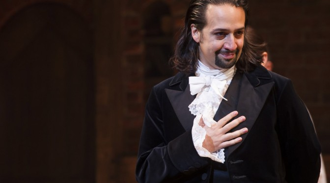 Lin-Manuel Miranda of Hamilton in Talks for Mary Poppins Sequel