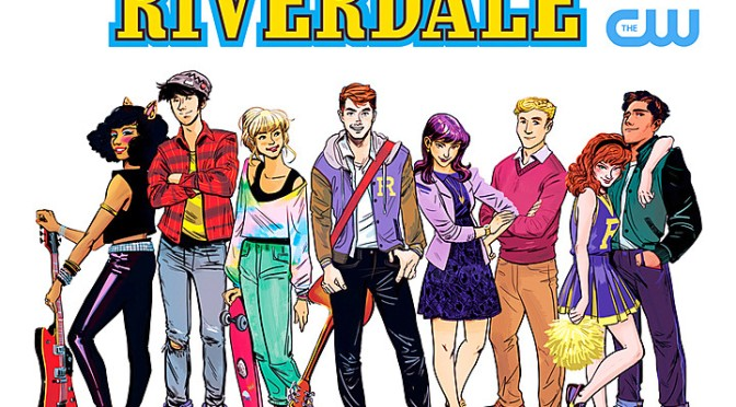 Casting for CW's Riverdale Based on Archie Comics