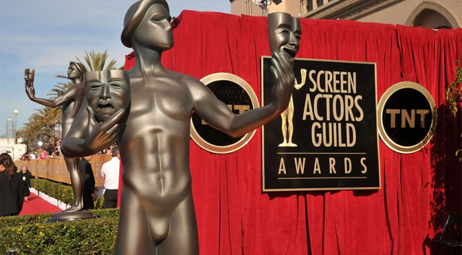 Full List of Screen Actors Guild Award Winners