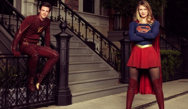 The Flash and Supergirl Crossover is Happening