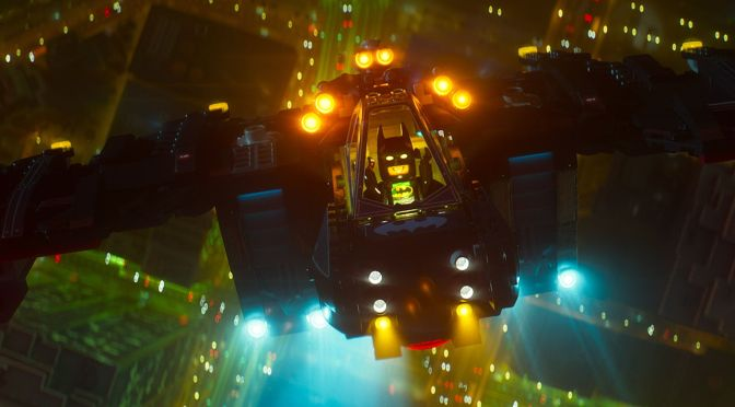 Synopsis and Official Images for LEGO Batman