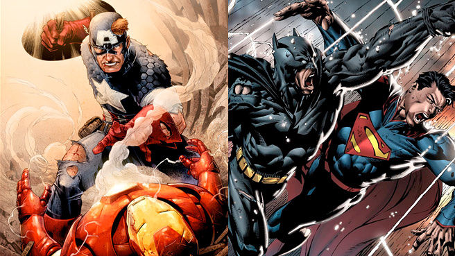 Poll: Batman v Superman or Captain America: Civil War?