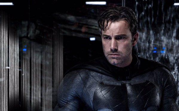 Did Ben Affleck Write a Batman Movie Script?