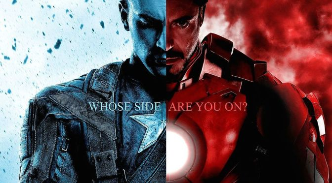 """Watch """"The Road to Civil War"""" Video in Prep for Captain America: Civil War"""