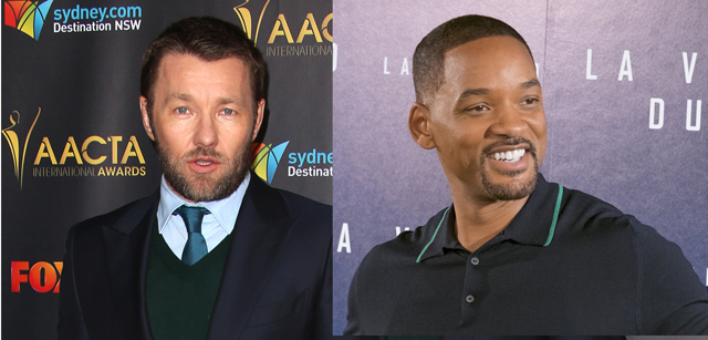 Will Smith and Joel Edgerton Attached to David Ayer's Bright