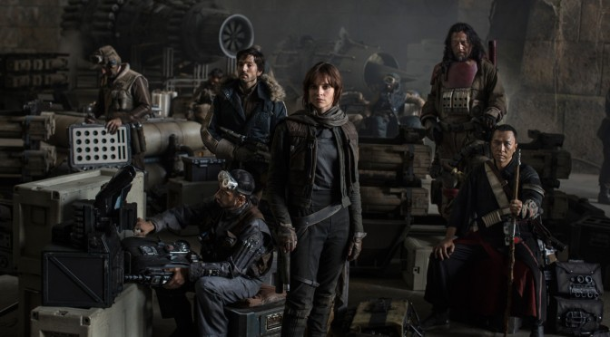 Rogue One: A Star wars Story Footage Shown to Disney Shareholders