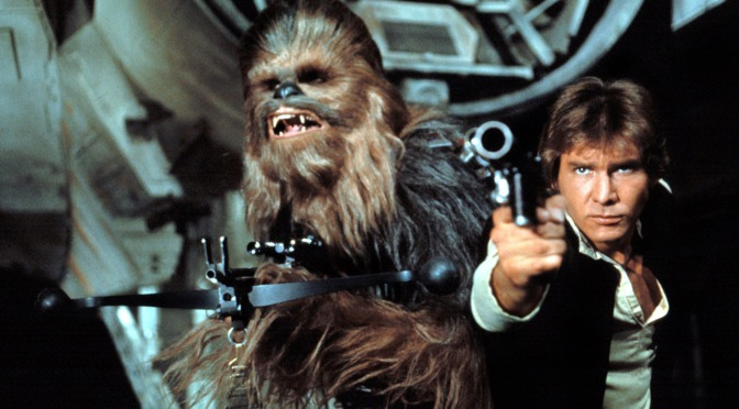 Chewbacca Confirmed for Han Solo Film