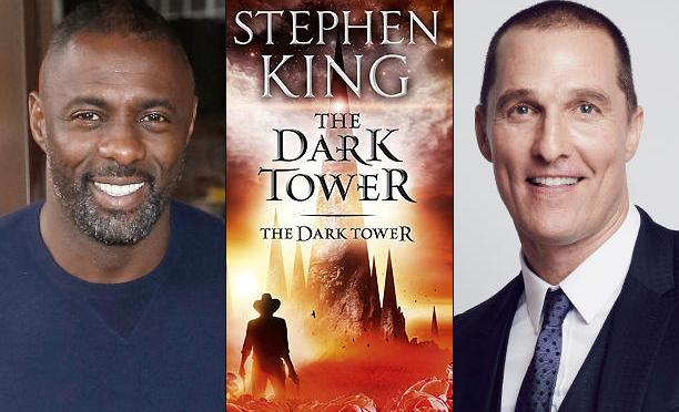 Stephen King and Nikolaj Arcel Discuss The Dark Tower Movie, Confirm Idris Elba and Matthew McConaughey