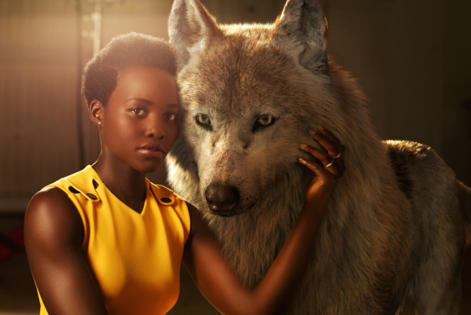 New The Jungle Book Clip and Character Posters