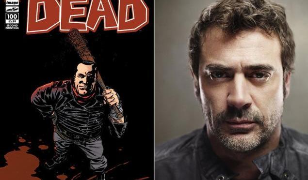 Walking Dead Creator Discusses Negan and the Season 6 Finale