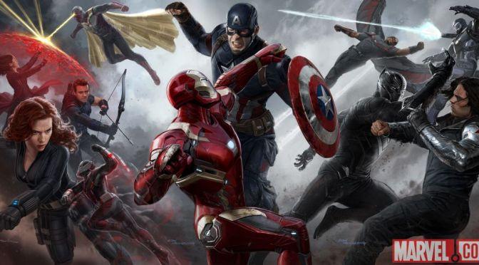 Captain America: Civil War Initial Reactions