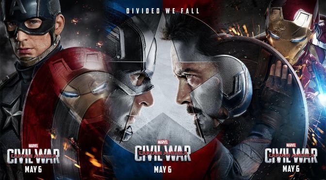 Three Captain America: Civil War Featurettes