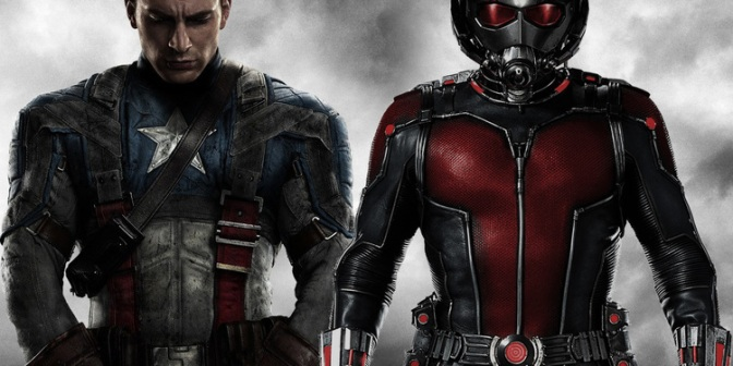 New Captain America: Civil War Clip Features Ant Man Meeting Cap