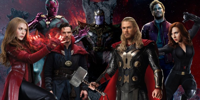Avengers Infinity War: Russo's Discuss Scope and Writer's Talk About Thanos