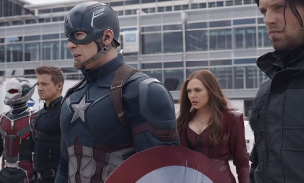 First Reviews for Captain America: Civil War