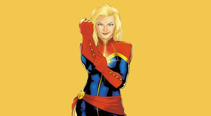 Kevin Feige Talks Captain Marvel and Black Widow