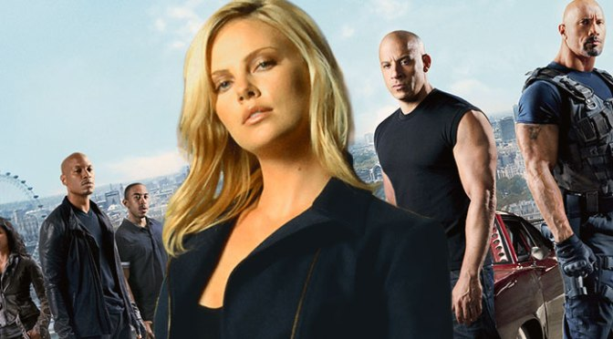 Charlize Theron Joins Fast and Furious 8