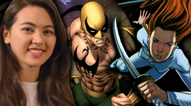Jessica Henwick Joins Marvel/Netflix's Iron Fist