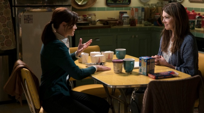 First Images from Gilmore Girls Revival Series on Netflix