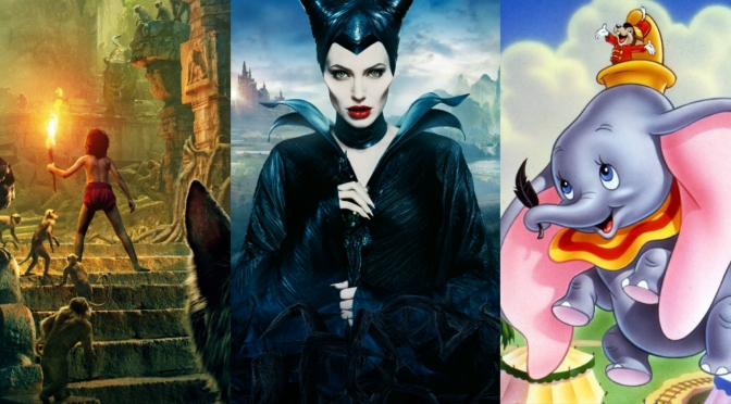 Disney Live Action Adaptation Release Schedule