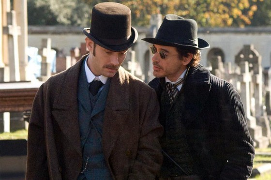 Sherlock Holmes 3 May Still Be Happening