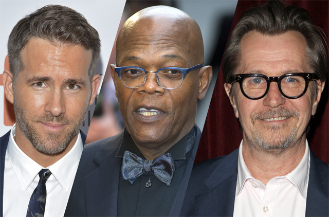 Ryan Reynolds Begins Shooting Hitman's Bodyguard