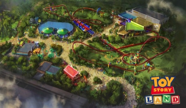 Disney Theme Parks: Updates to Toy Story, Star Wars, Avatar, Frozen and More