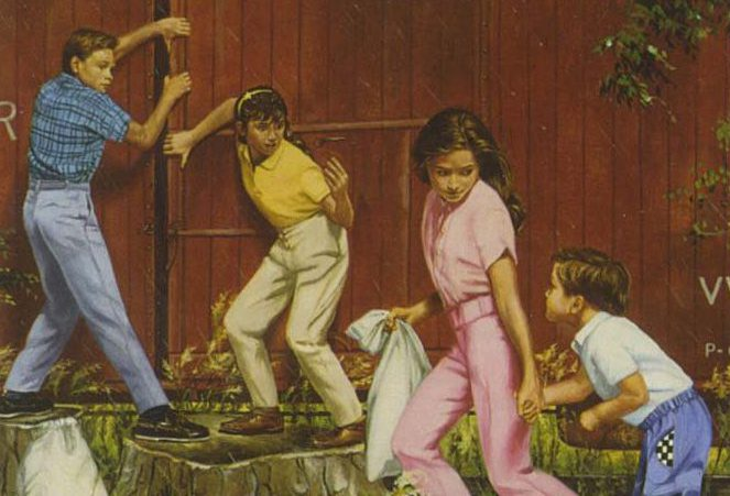 Boxcar Children Movie Series in the Works