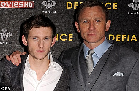 Daniel Craig Joins Soderbergh's Logan Lucky and Jamie Bell is Discussions for James Bond